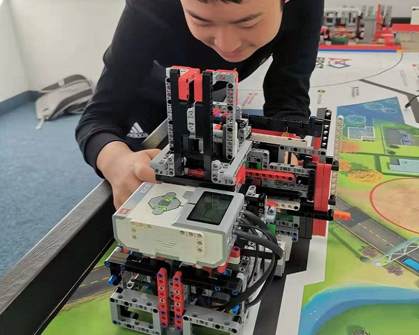 Let's Prepare for FLL